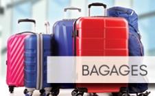 catégorie bagagerie voyage